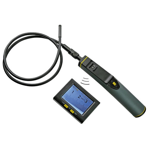 "Foto-Video-Endoskop mit drahtlosem 3,5"" LCD Farbmonitor"