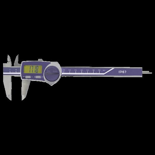 Precision pocket caliper digital, inductive measuring system, IP 67, Type 6062