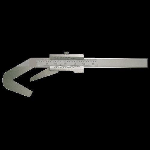 Precision 3-point vernier caliper, type C016