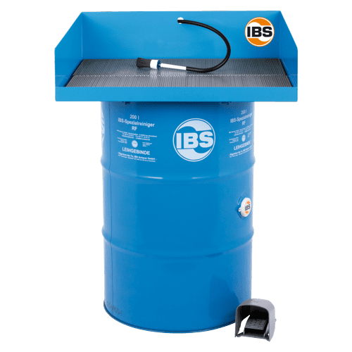 IBS Parts Cleaning Device Type K