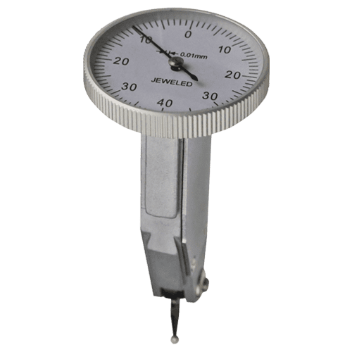 Fühlhebelmessgerät DIN 2270 mit Hartmetallkugel, Typ K031