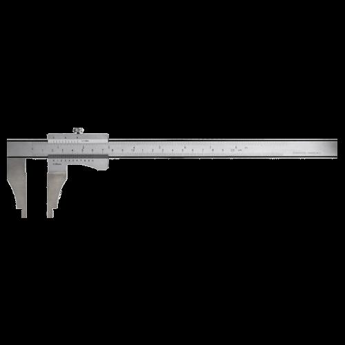 Werkstatt-Messschieber ohne Spitzen, Typ AZC 38