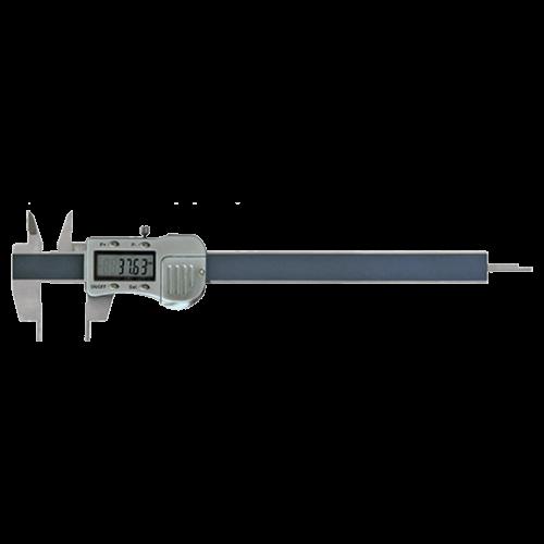 Digitaler Messschieber mit abgesetztem Messschnabel, 6728