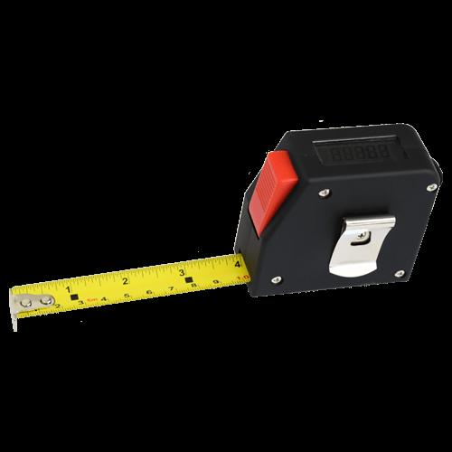 Digitales Bandmaß, mm/inch-umschaltbar, 5 m, Typ 379