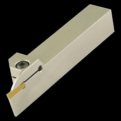 Einstechdrehhalter außen für Sandvik-Wendeplatten 123
