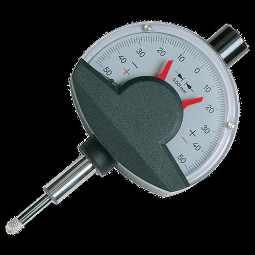 Feinzeiger Messuhr COMPIKA ± 0,05 mm, DIN 878/1, Ablesung 0,001 mm
