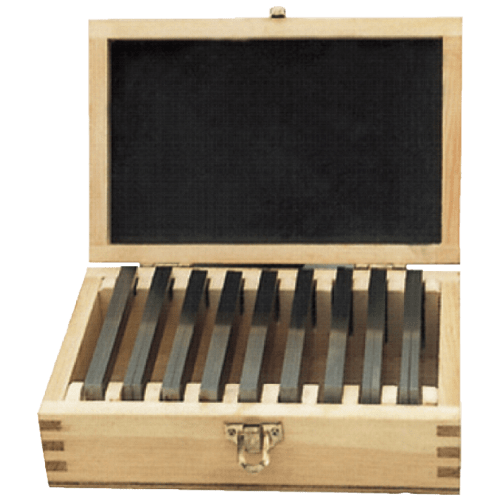 Parallel underlay set in wooden box type MLRD
