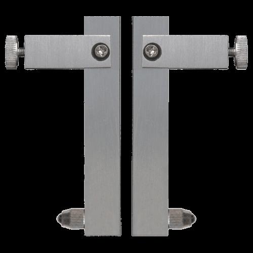 Messeinsätze für Universalmessschieber 6101/6100, Form 8, Typ 62