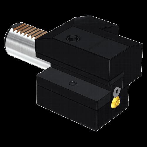 VDI tool holder DIN 69880 form C4, left