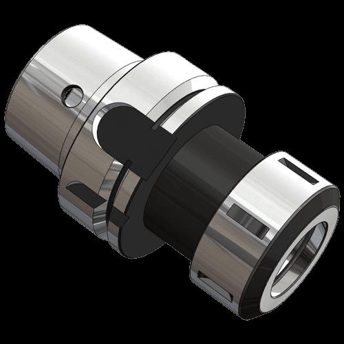 OZ Spannzangenfutter HSK-A DIN 69893