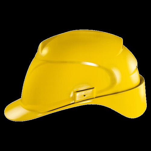 Arbeitsschutzhelm uvex 9762.120 airwing B gelb
