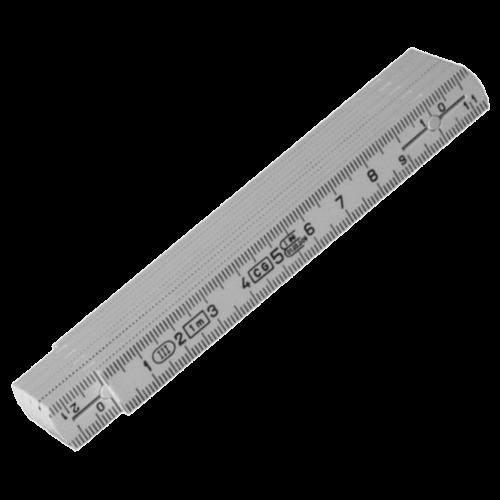 Gliedermaßstab Glasfaser Typ 444
