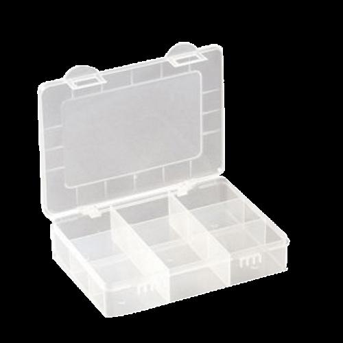 Open fronted storage bins, Allit assortment box, EuroPlus Basic 18 / 9