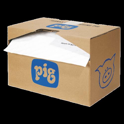 PIG absorbent 4 IN 1 Oil-Only MAT484, oil binding mat