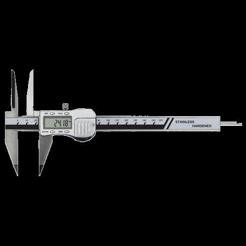 Digitaler Messschieber mit spitzen Schenkeln, Typ 6709