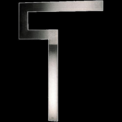 Flanschenwinkel aus Spezialstahl F104, verzinkt