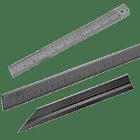 Arbeitslineale & Stahlmaßstäbe