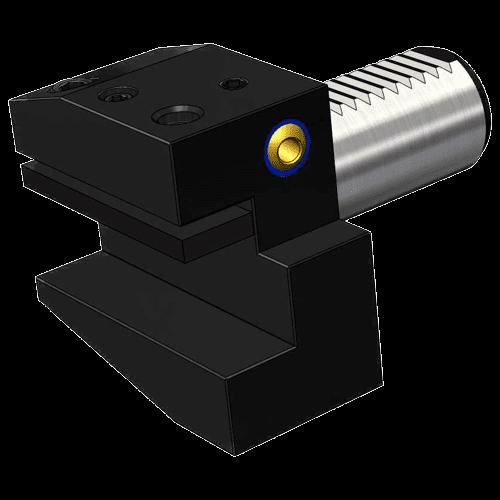 VDI Werkzeughalter DIN 69880 Form B1, rechts, kurz
