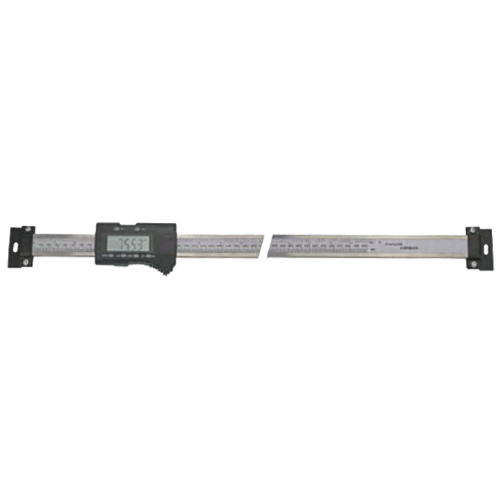 Digital Panel Caliper Horizontal, PRESET, Type 609