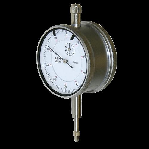 Doppel - Messuhr Analog 644, Messbereich 10 mm