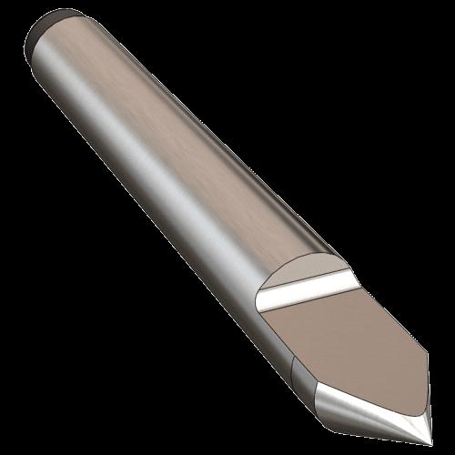 Präzisions-Zentrierspitze DIN 806 HW Serie 500