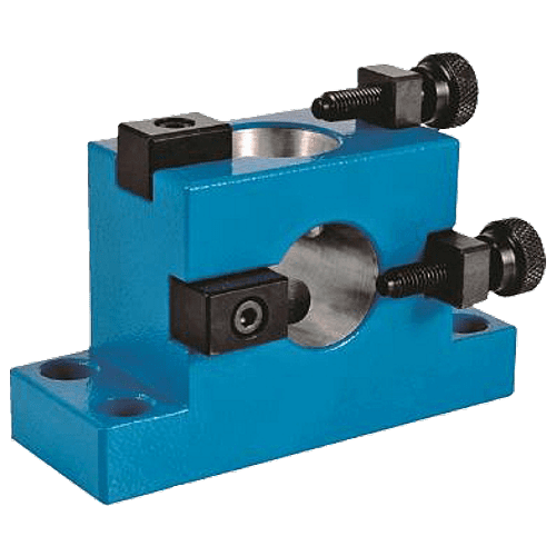 Tool mounting block universal, made of aluminium