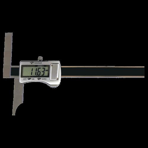 Digitale Fräser-Einstelllehre, mit 100 mm Anschlag, Typ 6712