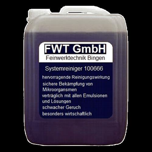 Industriereiniger, FWT Systemreiniger 100666 5L