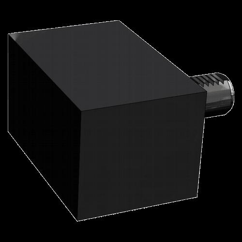 VDI tool holder blank DIN 69880 form A1