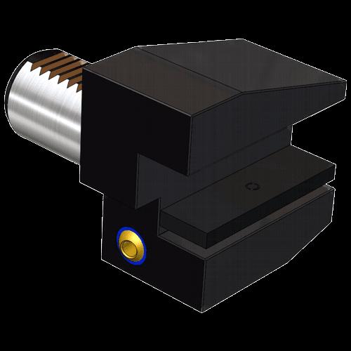 VDI Werkzeughalter DIN 69880 Form B4, links, kurz