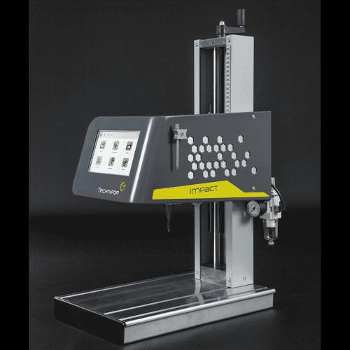 Benchtop dot peen marking machines IMPACT