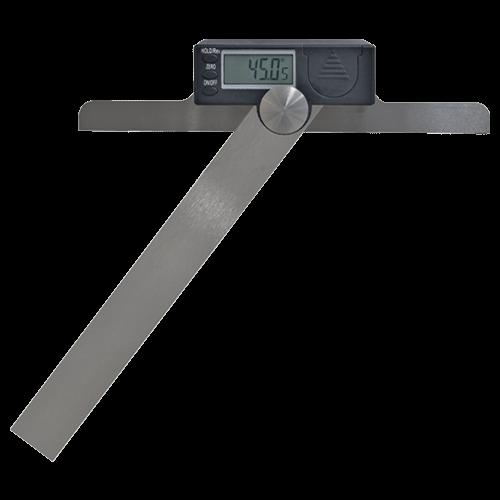 Digitaler-Gradmesser aus Spezialstahl, Messbereich 0-180°