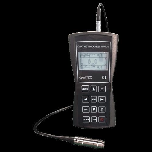 Schichtdickenmessgerät magnetinduktiv, Typ 595