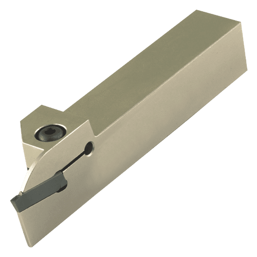 External recess turning toolholder for horn inserts S229