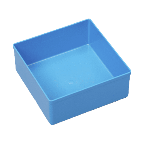 Open fronted storage bins 456302 for EuroPlus Flex, Pro, - M -, and Pro, - S -