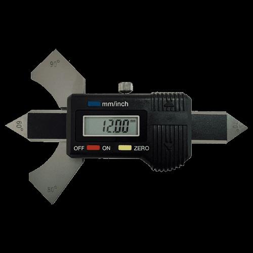 Digitaler Schweißnaht Messschieber, Messbereich 20 mm