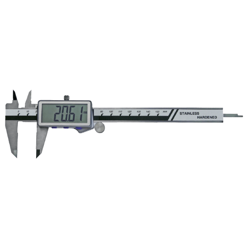 Precision pocket caliper digital, with extra large display, type 6065