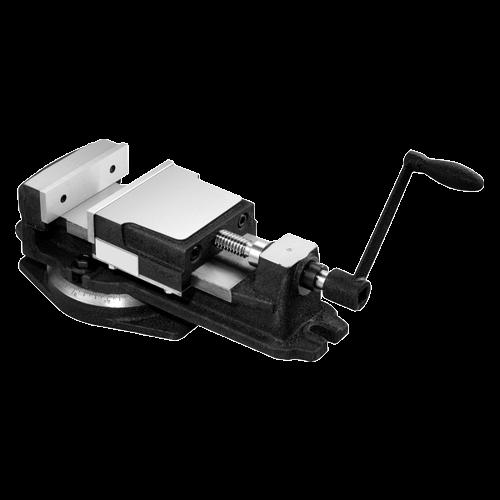 Fräsmaschinenschraubstock mechanisch, Typ MSK100D