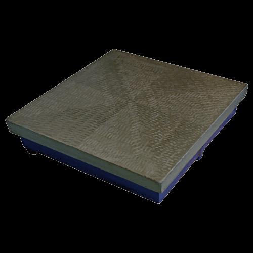 Anreiß- und Tuschierplatte aus Gusseisen, Typ 520, DIN 876/3