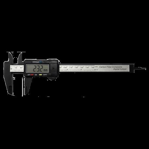 Digitaler Kunststoff-Messschieber aus Fiberglas, Typ 614/5