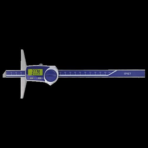 Digitaler Tiefenmessschieber IP67, Din 862, Typ 60046