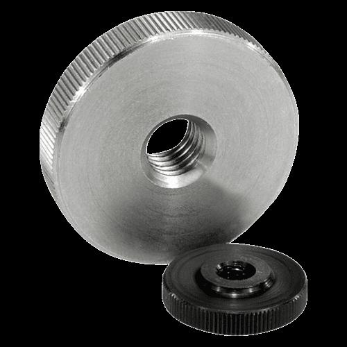 Knurled nut Flat, DIN 467