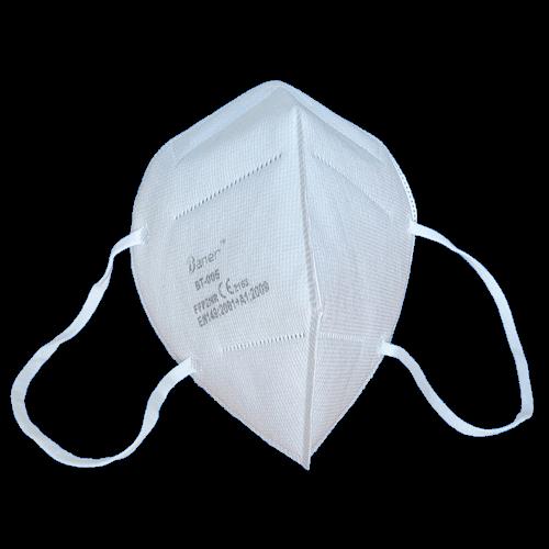 Atemschutzmaske FFP2 (ohne Ventil), Fabrikat Baner