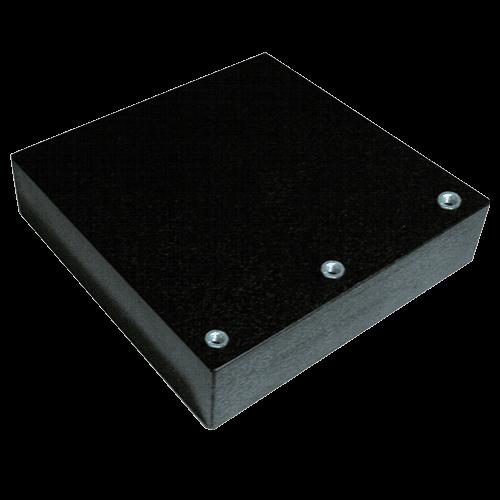 Messtisch aus Granit mit Gewinde Aufnahme