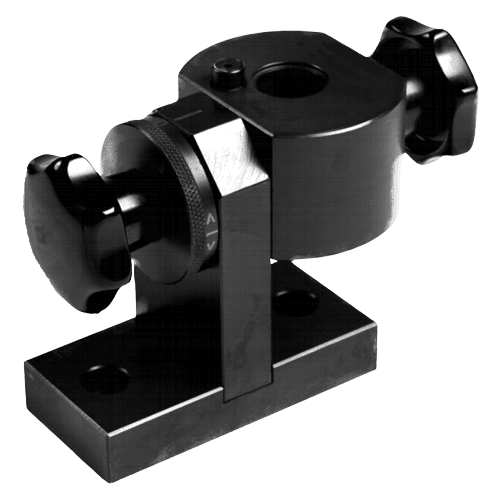 Universal assembly support, tiltable