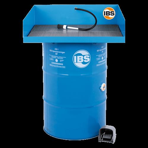 IBS-Teilereinigungsgerät Typ KP