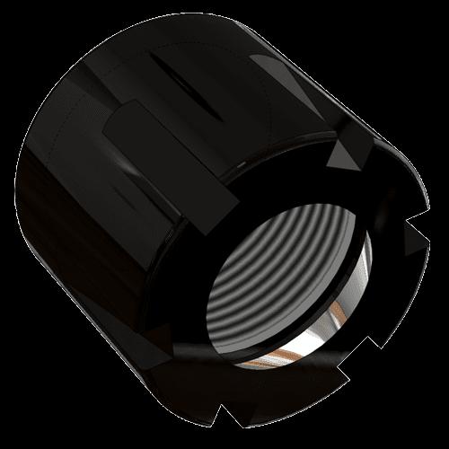 Union nut ER for collet DIN ISO 15488
