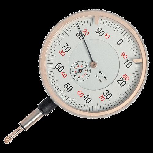 Groß - Messuhr in Präzisionausführung, DIN 878, Typ 633