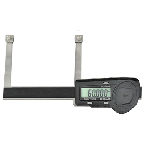 Digitaler Universal-Messschieber für Einsätze Ø 5 mm, zur Innenmessung, Typ M606
