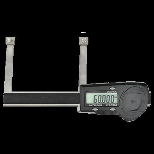 Digital universal caliper gauge for inserts Ø 5 mm, for internal measurement, type M606